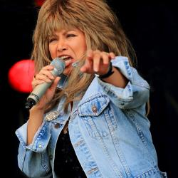 Just Like Tina Turner